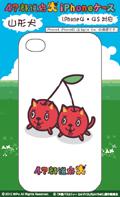iPhoneケース 47都道府犬 山形犬