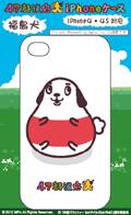 iPhoneケース 47都道府犬 福島犬