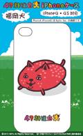 iPhoneケース 47都道府犬 福岡犬