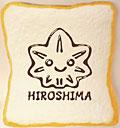 ESELチョコデコ広島紅葉饅頭